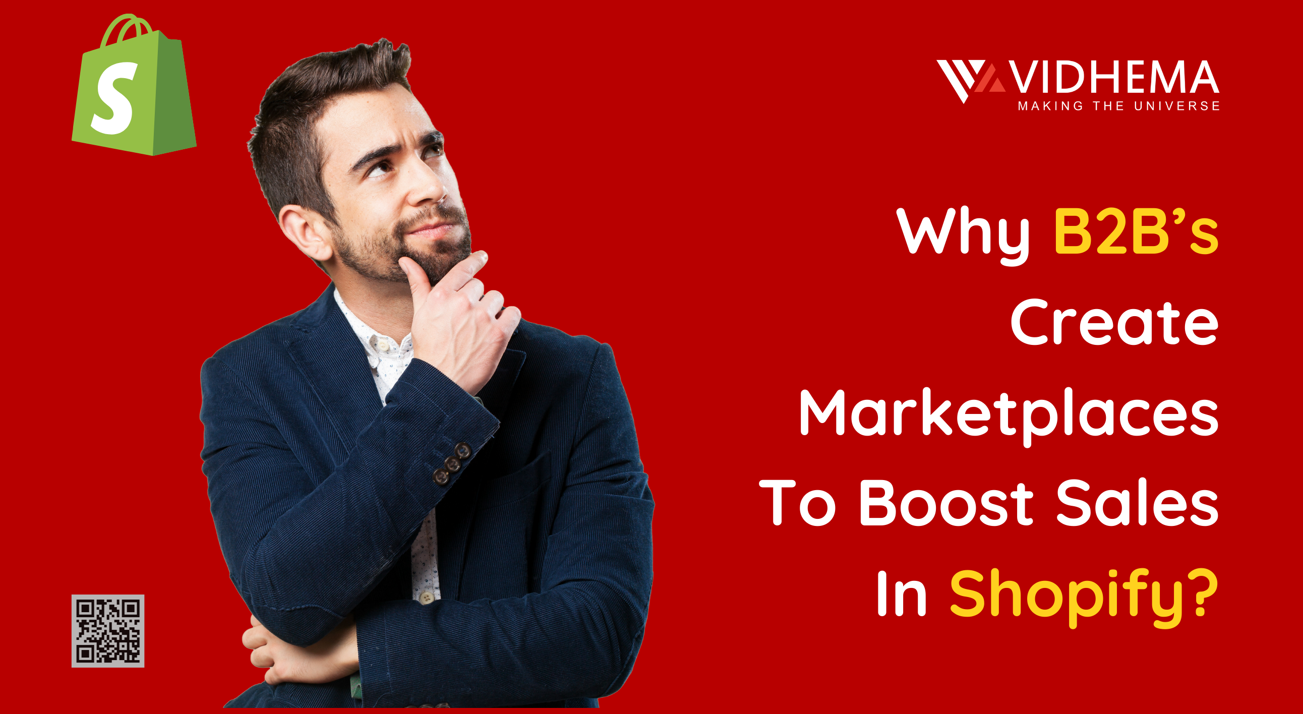 Why B2B's create marketplaces to boost sales in Shopify?