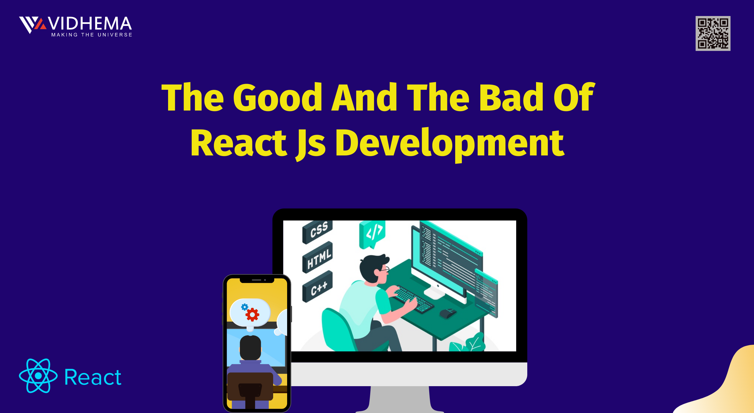 The Good and the Bad of React Js Development