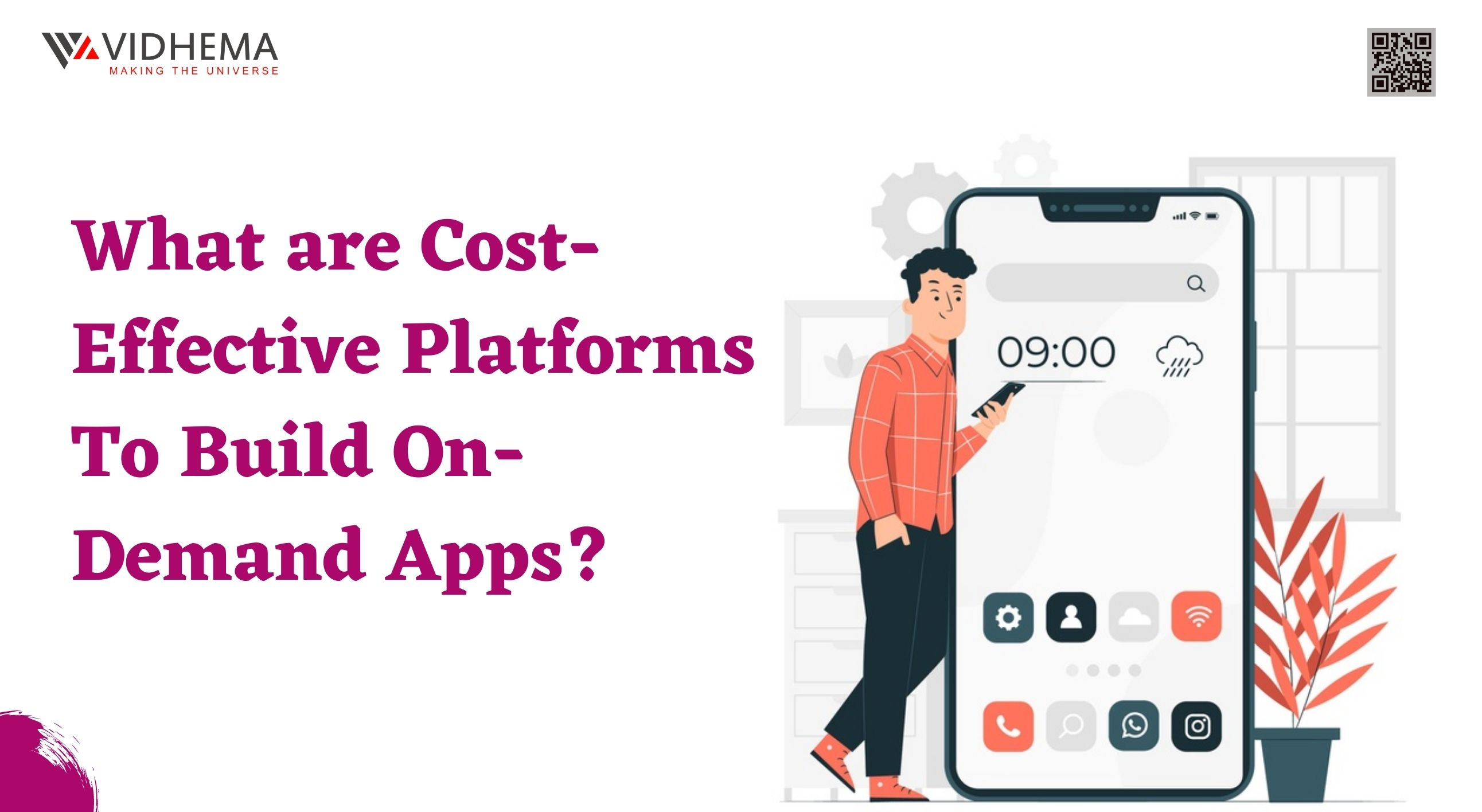 What are Cost-Effective Platforms to Build On-Demand Apps