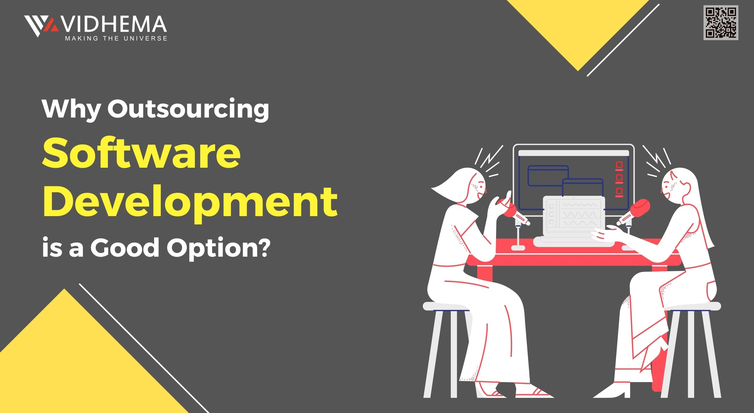 Why Outsourcing Software Development is a Good Option?