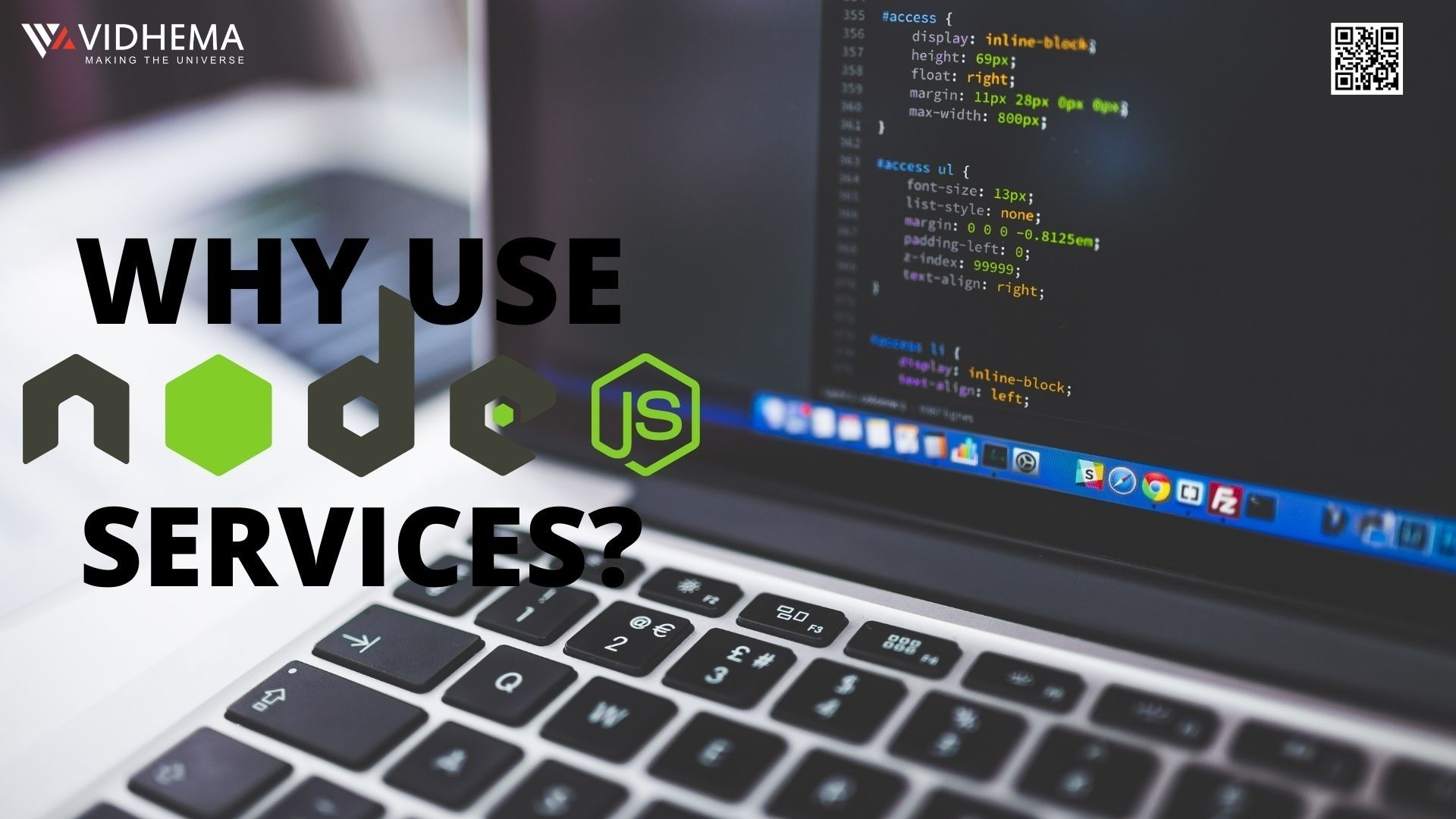 Why Use Node JS services?
